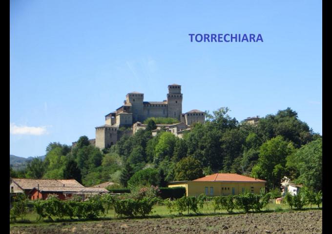 Berceto, Bardone e Torrechiara
